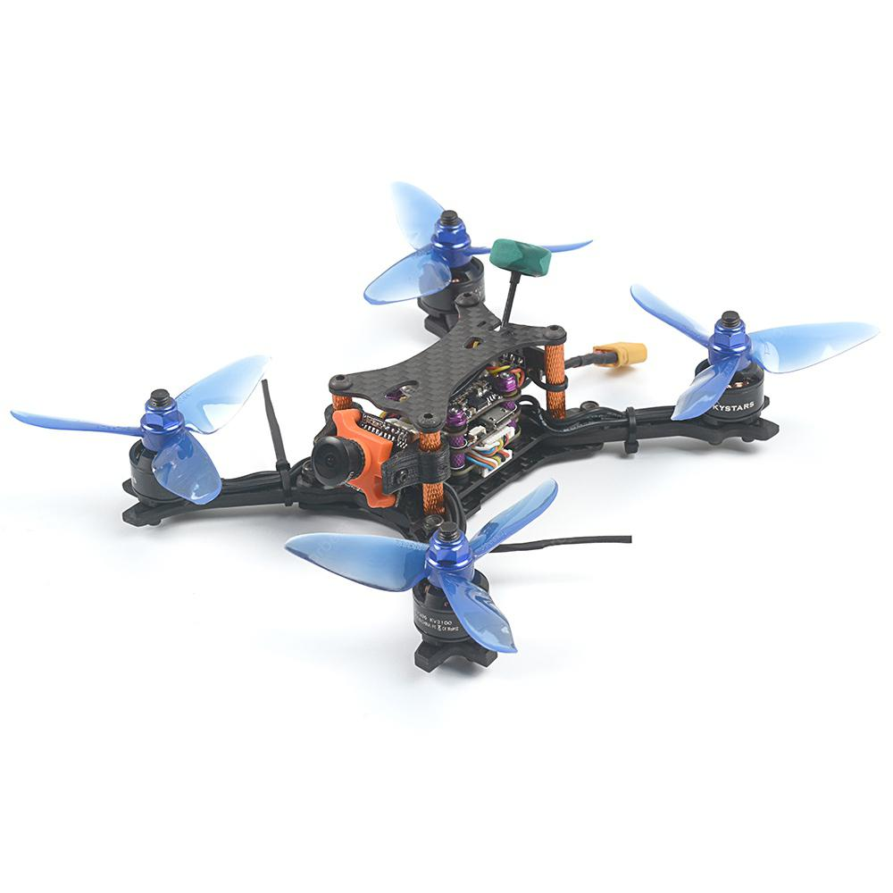 helifar FUUTON MINI Micro Brushless FPV Racing Drone