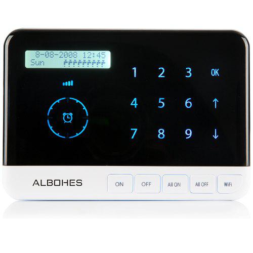 ALBOHES Smart Sprinkler Controller