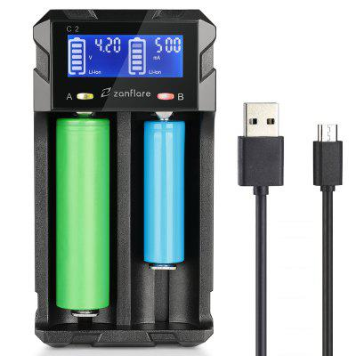 zanflare HXY - H2m Versatile USB Battery Charger
