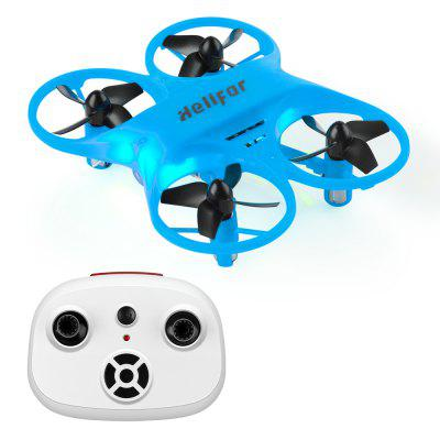 helifar H8 Anti collision Quardcopter BLUE