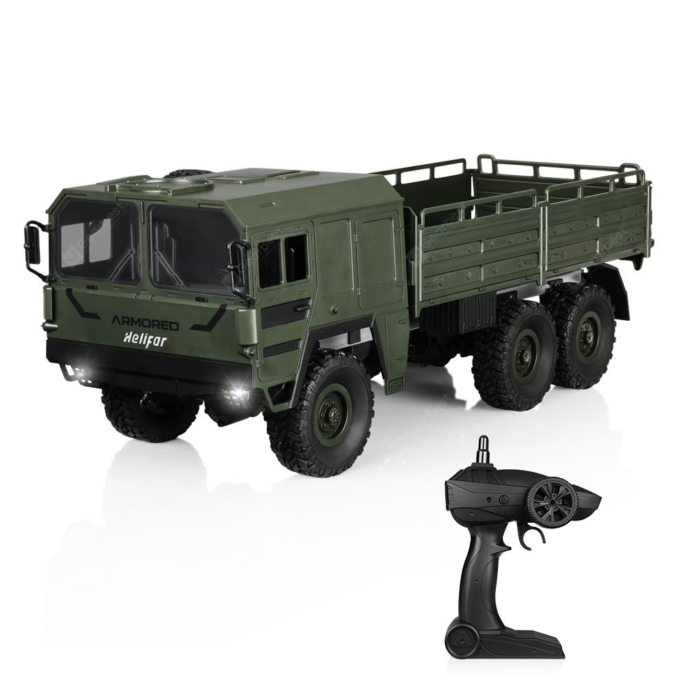 helifar HB - NB2805 1: 16 Military RC truck - ARMY GREEN