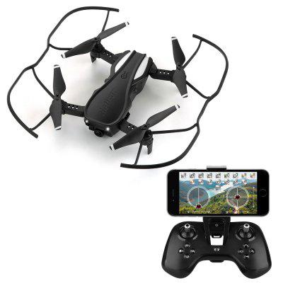 helifar H1 720P WiFi FPV Altitude Hold Foldable RC Quadcopter Image