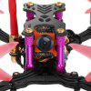 helifar X140 PRO Micro FPV Racing Drone - Black BNF with Frsky Receiver - BLACK
