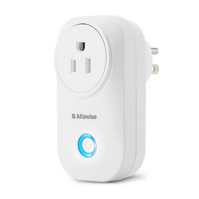 Alfawise PS - 16 - MA Voice Control WiFi Smart Plug US