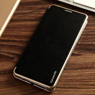 Mobile Phone Holster S9plus Flip Phone Case S7edge Protective Cover Note9 Anti-fall Soft Shell