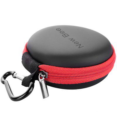 Headphone Storage Bag Logo Earphone Storage Box Data Cable Small Storage Bag With Network EVA Storage Box