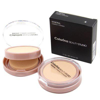 Monochrome High Conceal Concealer Powder Control Oil Dry And Wet Makeup Powder