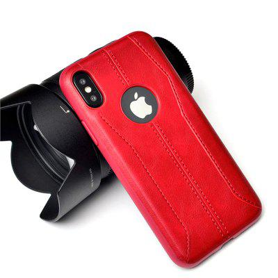 Sports Car Phone Case Capa de couro de couro de moda PU