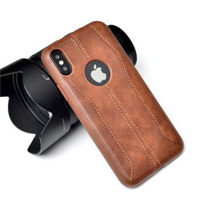 Sport Car Phone Case PU lederen mode lederen cover