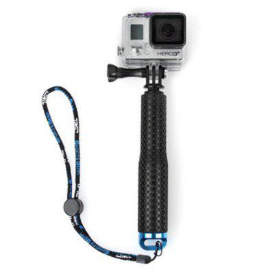 Selfie Stick Aluminum Alloy 19 Inch SP Selfie Stick for Gopro Sports Camera Diving