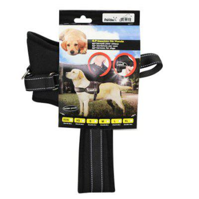 Pet Traction Chest Strap Large Dog Chest Strap Traction Rope Dog Supplies Dog Collar