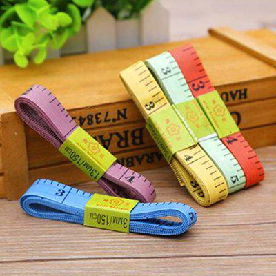 Tape Measure Plastic Ruler Clothing Ruler Tailoring Ruler Clothing Soft Tape Measure