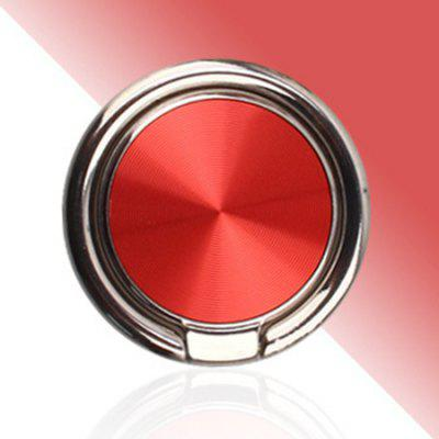 Round Metal Magnetic Car Phone Holder 360 Degree Rotating Ring Bracket ODM Ring Buckle