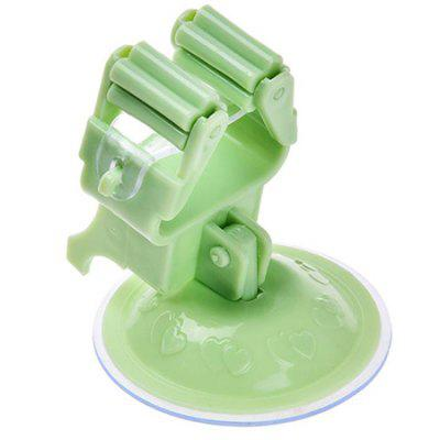 Plain Strong Seamless Vacuum Suction Cup Mop Hook Hanger