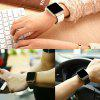 DZ09 Smart Watch Phone Mobile Phone Internet Touch Screen Positioning Bluetooth Photo Gift - SILVER