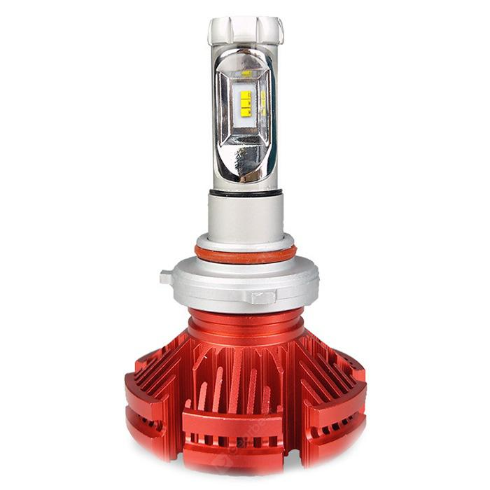 Rtd led headlight can you run electrical wire outside wall?