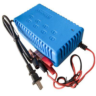 12V 4A Car Motorcycle Battery Charger