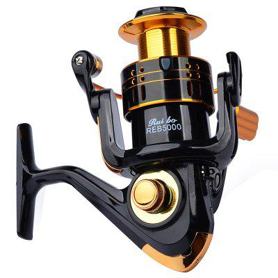 Metal Spinning Wheel 12 Axle Fishing Fishing Reel Fishing Tackle Supplies Fishing Accessories Fishing Reef