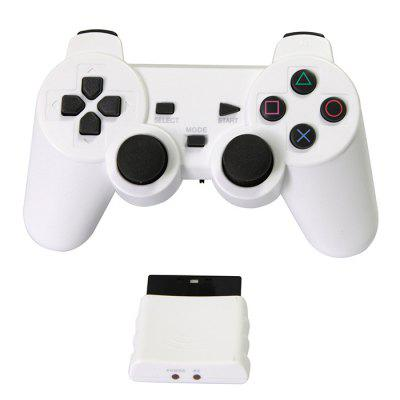 PS2 Mâner 2.4G Wireless Game Controller compatibil cu PS1 Mâner Convertible Computer PS2 Controller de joc