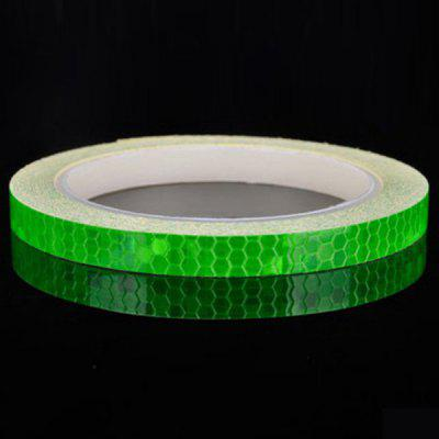 Bicycle Reflective Stickers Mountain Bike Luminous Safety Equipment Dead Fly Bicycle Motorcycle Wheel Body Sticker