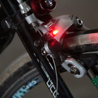 Bicycle V Brake Light Front and Rear Brake Lights Folding Bicycle Taillights
