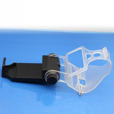 Bluetooth Game Handle Bracket Phone Holder Stretchable Clip for PS4