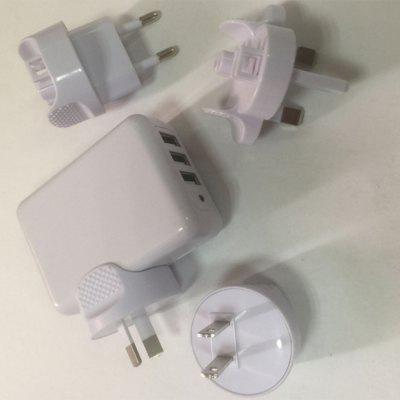 Usb Mobile Phone Charger Charger 4 Charger Australia Regulation Head