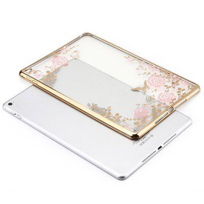 Creative Tablet Anti-drop Secret Garden Soft Shell Mobile Phone Silicone Case for iPad 6 Air2