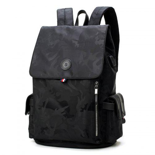 2cfc60dfd2e4 Backpack Men And Women Fashion Wild Casual Camouflage Oxford Cloth Travel  Backpack