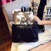 Version Shoulder Bag Leisure Travel Pu Soft Leather Small Personality Knapsack. - BUTTERFLY FLOWERS