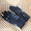 Outdoor Climbing Windproof Winter Riding Warm Gloves - CZARNY