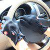 Outdoor Climbing Windproof Winter Riding Warm Gloves - BLACK