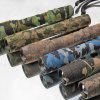 No Glue Self-adhesive Tape Telescopic Non-woven Fabric Outdoor Camouflage Tape Hunting Hunting Camouflage Riding - GRASS CAMOUFLAGE