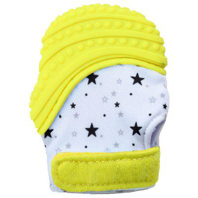 Star Portable Baby Teether Guanti