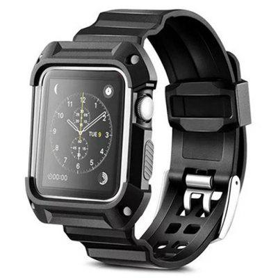 Watch Anti-fall Silicone horlogeband voor Iwatch
