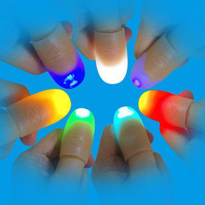 Light Energy Dance Kinder-Fingerspitzen Light Energy Mobile Light Finger Lights Bühnenzauber Requisiten