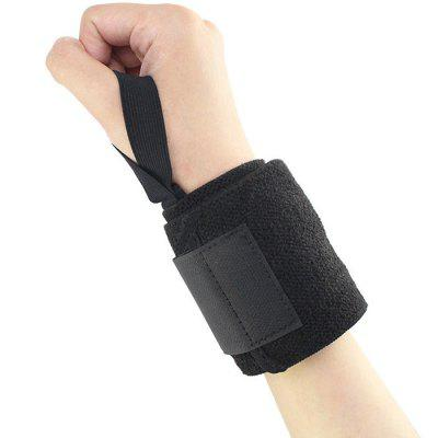 Unisex Wrap Comfortable Polyester Cotton Slip Protection Wrist Band