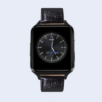 Fashion Multi-function Wireless Bluetooth Smart Watch Stainless Steel for Mobile Phone