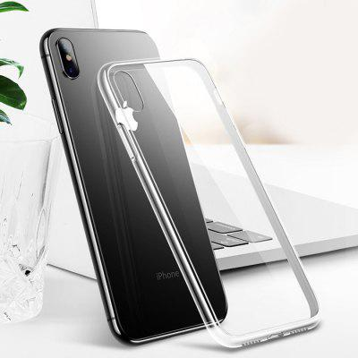 Coque souple Soft Edge Phone Phone pour iPhone
