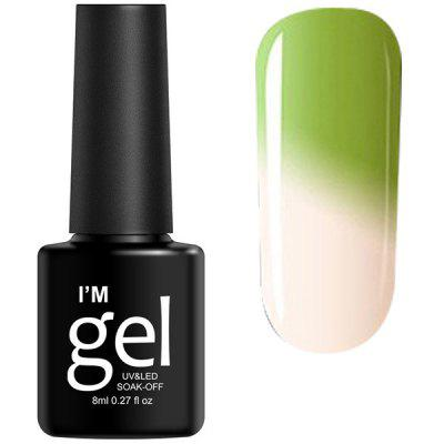 Temperature Change Phototherapy Nail Oil