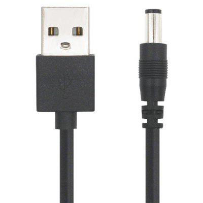 20AWG High Current USB DC Head Cable 5525DC Charging Cable DC Power Cord 5.5*2.5