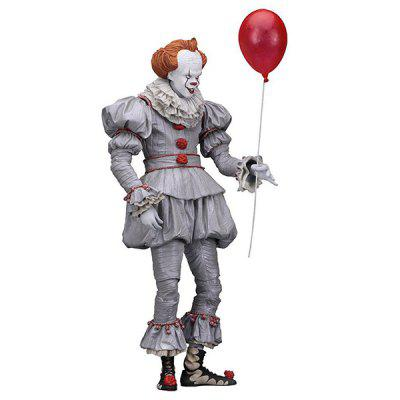 Clown Back Spirit 2017 Ultimate Edition Deluxe Edition 7 Inch Handmade Model Doll Boxed
