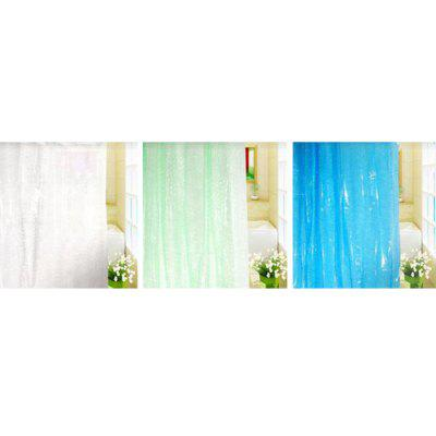 Waterproof Thickening 3D Shower Curtain