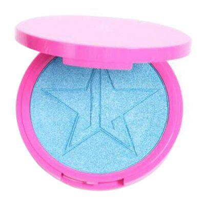 High-gloss Powder Destaques da Sombra de Estrela de Cinco Pontas