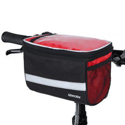 Mountain Bike Front Storage Bag Large Capacity Bicycle Bag