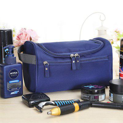 Large Capacity Portable Cosmetic Bag Outdoor Hook Waterproof Wash Bag