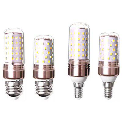 LED Corn Bulb Strong Warm White Light Corn Three-color Dimming Bulb