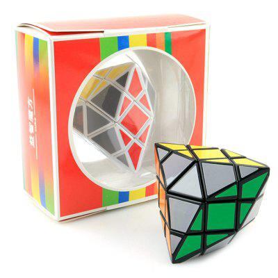 Shaped Rubik's Cube Game Puzzle Adult Child Student Toy Smooth