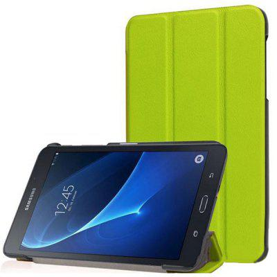 Suitable For TAB A 10.1 T580N Bracket Flat Cover T580 Tri-fold Leather Case
