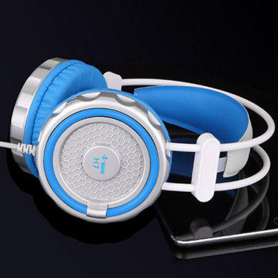 Game Competitive Headphones Headset Bass 7.1